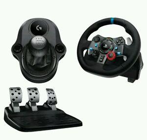 logitech driving force g29 steering wheel pedals. Black Bedroom Furniture Sets. Home Design Ideas