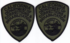 CDCR Avenal State Prison ISU Subdued Patch
