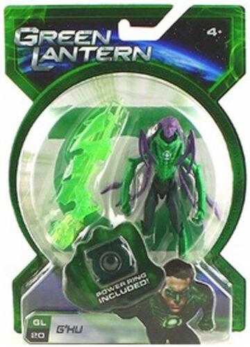 Green Lantern Movie GL20 GHu G/'Hu GL # 20 DC Comics Action Figure Toy