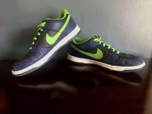 """Nike Dunk Low 11 - """"Sprite"""" Custom Colorway"""