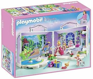 Playmobil-Princess-Take-Along-Princess-Birthday-Set-5359-Portable-Playset-Case
