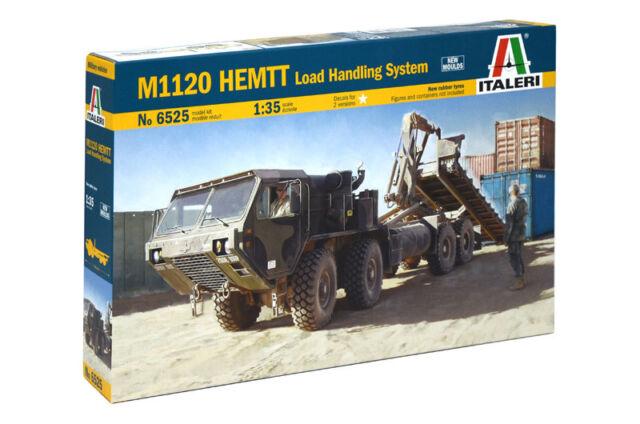 Italeri 1/35 M1120 HEMTT Load Handling System # 6525
