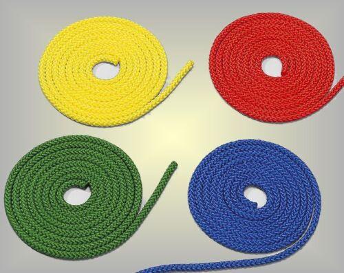 """Universal Seil Springseil Hüpfseil 4er Set Seil 2,5 m lang /""""Top Qualität/"""" 170076"""