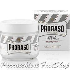 Pre-Shaving Cream Sensitive Skin Crema Pre Barba 100ml Proraso ® Pelli Sensibili