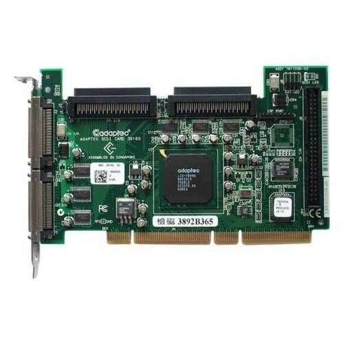 Adaptec AHA-39160 Dual External Port U160 SCSI HBA 0r5601