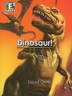 Dinosaur! by David Orme (Paperback / softback, 2009)