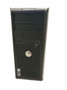 Dell Optiplex 760 Tower Quad 2.66GHz 4GB 250GB Windows 10
