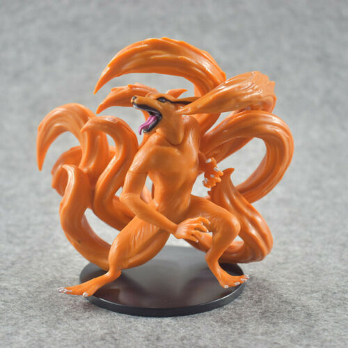 Anime Naruto Shippuden Bijuu Kurama PVC Action Figure Figurine Toy Gift