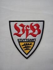 Aufnäher Fußball Football club VfB Stuttgart Logo patch Bügelbild iron on