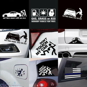 Universal-Funny-Car-Stickers-Body-Side-Decal-Vinyl-Graphics-Sticker-Car-Styling