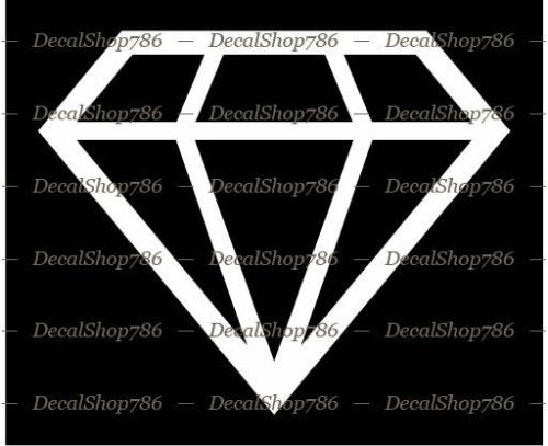 Stickers JDM Cars//SUV/'s//Trucks Vinyl Die-Cut Peel N/' Stick Decals Diamond