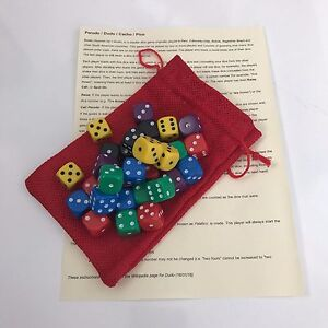 Perudo-Dudo-Cacho-Pico-Dice-Game-Liars-Dice-Set-of-30-Dice-in-a-Bag-D155