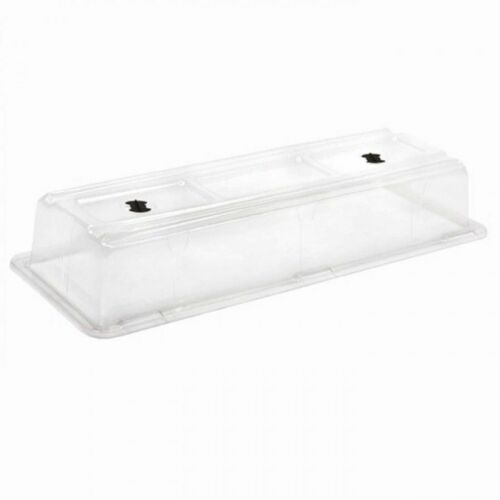 Stewart Garden Growing Essential Giant Tray Propagator//Cloche Cover 100cm