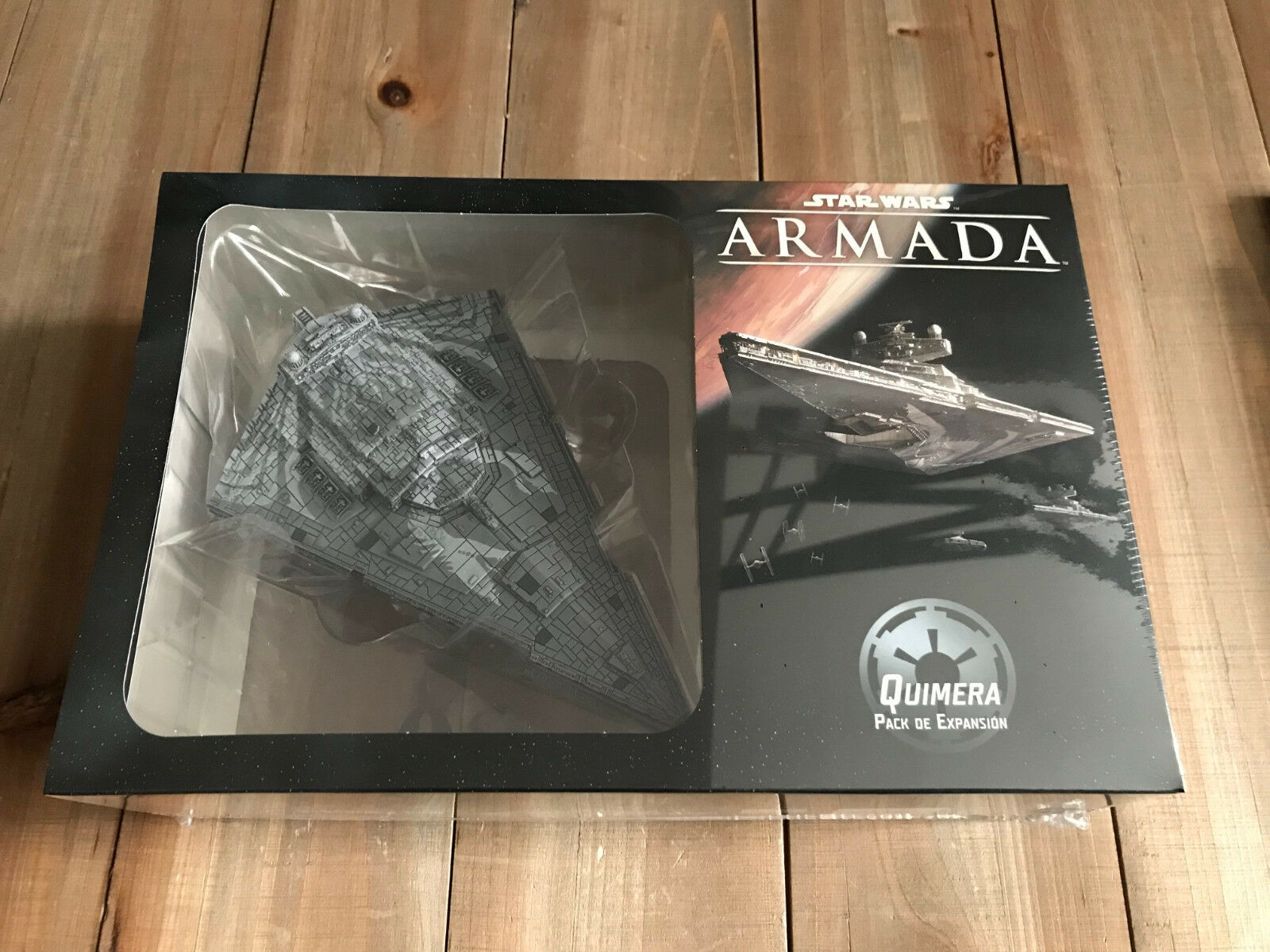 Star - wars - armada - quimera - ffg - juego de combate tactico entre flotas