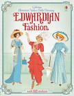 Historical Sticker Dolly Dressing Edwardian Fashion by Emily Bone (Paperback, 2013)