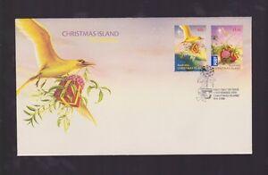 Australia-2010-Christmas-Island-Christmas-FDC-inc-International-Stamp-J-490