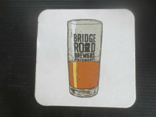 "1 only BRIDGE ROAD Craft Brewery /""Victoria/"" Issued  BEER COASTER"