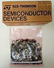 250 Pcs Sgs122 St Micro Darlington Power Transistor Npn 100v 5a New To126