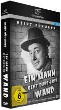 Ein Mann geht durch die Wand - 16:9 Filmjuwelen DVD - Heinz Rühmann (Der Lügner)