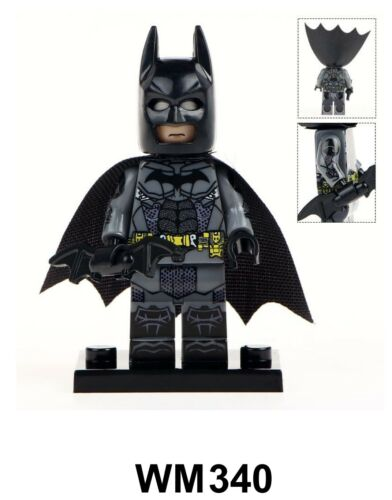 Building Block mini figures DC Batman compatible with Brands