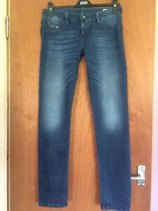926960e24 Diesel Kids-Girls Age 16 Speedjegg JS Super Slim/skinny Fit Jeans ...
