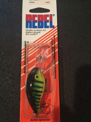 Rebel Deep Wee R Vintage D93367 Fire Tiger