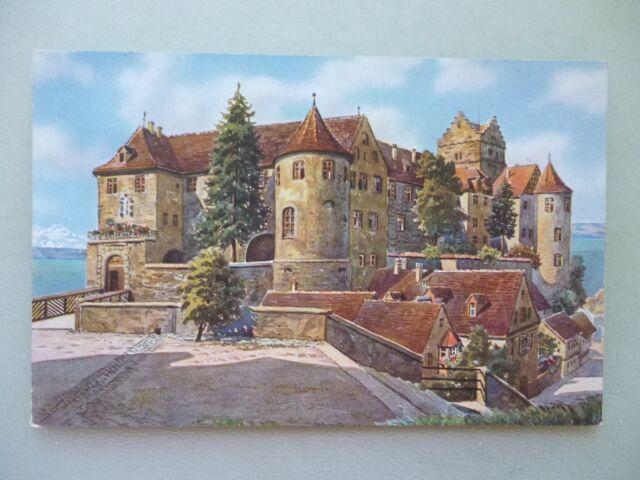 Ansichtskarte Meeresburg a. Bodensee Das Schloß