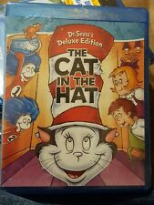 Dr. Seuss - The Cat in the Hat (Blu-ray 2012, Deluxe Edition) Brand NEW