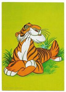 The jungle book shere khan the tiger