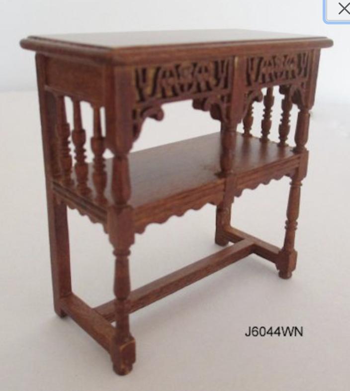 1 12 scale miniature dollhouse spanish cabinet JBM J6044