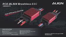 Align Trex 470L Dominator RCE-BL50X Brushless ESC HES50X01