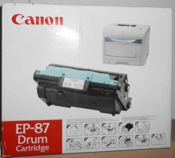 Original Canon EP-87 Drum Trommel 7429A003BA  Color m c y bk für  LBP 2410 OVP B