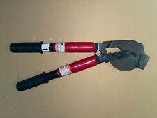 Burndy Rcc556 Ratchetwire Cable Cuttercenter Cut20 In