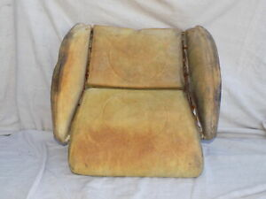 Leather Sport Seat Bottom Cushion 1985 C4 Corvette