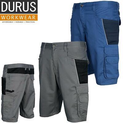 Multipocket Durable Workwear Mens DW96 Cargo Combat Work Shorts