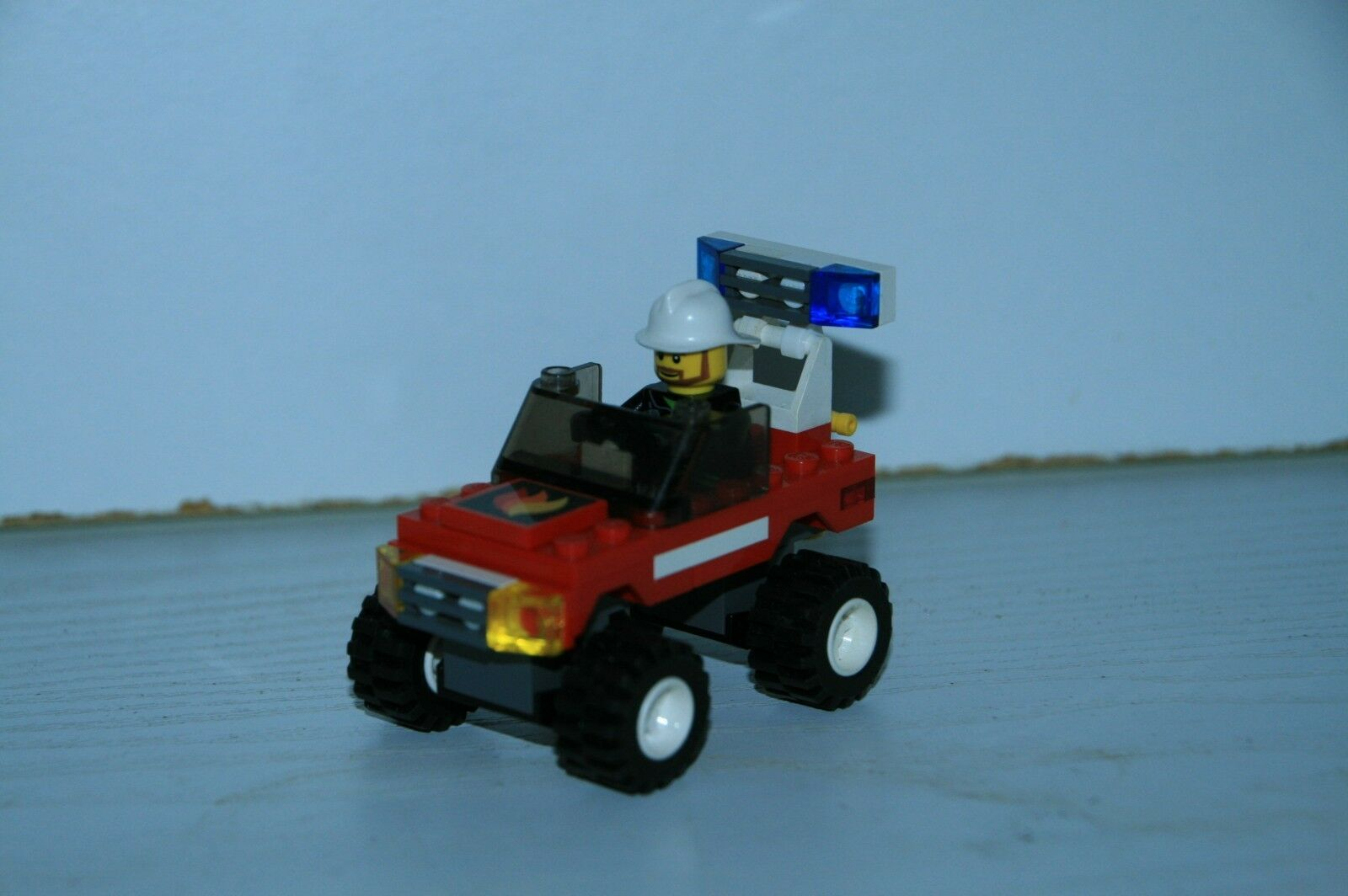 Lego  7241 feuerwehn (City) V. 2005 avec ba to  en solde 70% de réduction