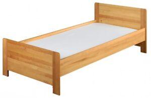 BioKinder-Kinderbett-Jugendbett-Bett-90x200-cm-Massivholz-Metallfrei-NEU