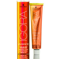 Schwarzkopf Igora Viviance Ammonia Free Tone On Tone Hair Color 2.1 Oz -u Choose
