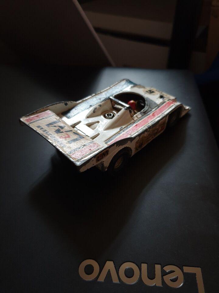Racer bil, Corgi toys