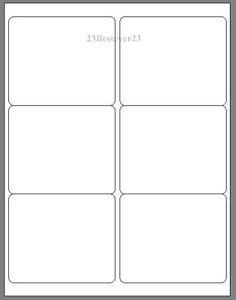 30-BLANK-4-x-3-1-3-White-Address-return-Laser-Labels-5-SHEETS