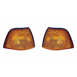 For-BMW-318i-325i-328i-Parking-Signal-Light-1992-1998-Pair-LH-and-RH-Side