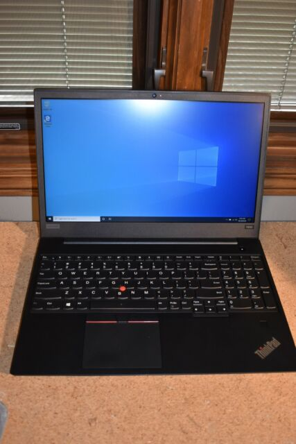 "Lenovo ThinkPad E590 15.6"" FHD 1080p Quad Core i7-8565U 1.8GHz 16GB RAM 256GB"