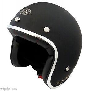 CASQUE-JET-WYATT-Homologue-ABS-Noir-mat-Taille-XL