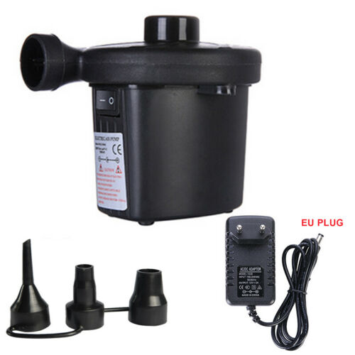 DC 12V Electric Air Pumps Inflator For Inflatable Toy Boat Air Bed Mattress