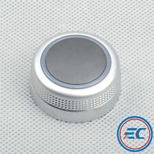 Chrome Menu MMI Control Adjust Knob Switch Cap Cover Fit AUDI A6 C6 A8 D3 Q7 RS6