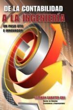De la Contabilidad a la Ingenierfa by Esteban Sabater Gili (2008, Hardcover)