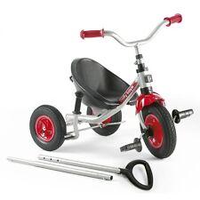 Rolly Toys Trento Dreirad Trike mit Schiebestange rot