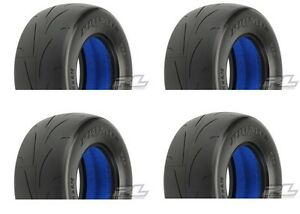 Pro-Line 10113-17 1/10 Scale Clay Prime SC Tire Set (4) Buggy / Truck