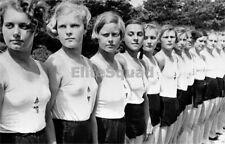 WW2 Photo Picture german girls national youth movement Bund Deutscher Mädel 231