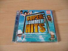 Doppel CD Super Sommer HIts: Lou Bega Boney M Kate Yanai A-ha Billy Idol EAV